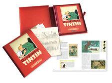 TINTIN MOULINSART HERGE BOOK LIVRES LIBRO 24303 LES TRÉSORS DE TINTIN (luxe)