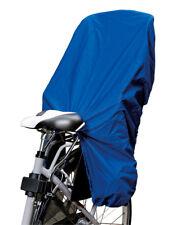 Trockolino - Regenschutz für Fahrrad-Kindersitz dunkelblau - das Original!