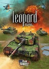Team Yankee Leopard Faction Book - FW906