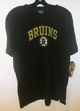 Boston Bruins 47 Brand Officially Licensed Men's T-Shirt NWT Size Medium