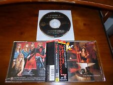 Letter X / Time Of The Gathering JAPAN Jaded Heart TECP-25868 ORG!!!!!!! *Q