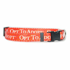 Jill Rappaport's Opt to Adopt Dog Collar Large