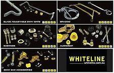WHITELINE BHF61XZ Front Sway bar KIT FOR HOLDEN HSV COMMODORE VY, VZ /WL WK