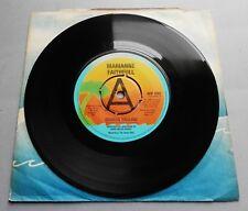 """Marianne Faithfull - Broken English UK 1980 Island Records Promotional 7"""""""