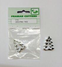Cake Decorating Metal 119c árbol de Navidad Framar Cortadores