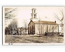 St1849: B. Church New Berlin Ny (Rppc/postcard 1907 Pm)