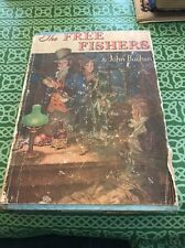 The Free Fishers John Buchan 1934 1st Edition Book Free Shipping