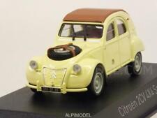 Citroen 2CV 4x4 Sahara 1961 Panama Yellow 1:43 NOREV 150011