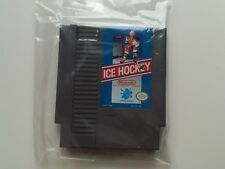 Jeux videos-NES-nintendo-ice hockey- rétro gaming-loose-FRA-sports