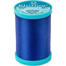 Coats Eloflex Stretch Thread 225yd-yale Blue