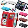 Luxury Powerful Wallet Photo Frame Leather Cover 9 Card Slots Purse Case DKS CZ4