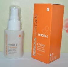 SERIOUS SKIN CARE C Power Vitamin C Ester Facial Beauty Treatment 1 FL OZ ~ BNIB