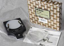 Nikon PB-6M Macro Copy Stand in box - Beautiful condition  PB6M