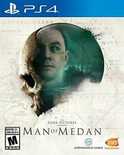 The Dark Pictures Anthology Man of Medan PlayStation 4 PS4 Brand New