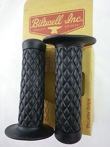 griff bobber custom kaffee racer Griffe thruster schwarz Biltwell 06301377