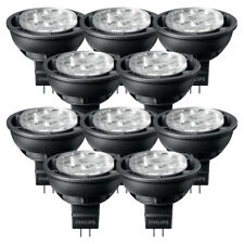 10 x Philips LED Reflektor 6,3W = 35W GU5,3 MR16 830 warmweiß 3000K 24° DIMMBAR