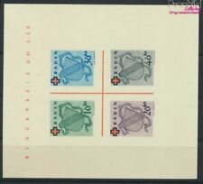 Franz. Zone-Baden block2i (complete issue) unused 1949 Red Cross (9335889