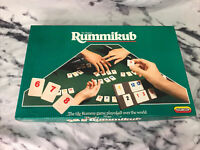 RUMMIKUB BOARD GAME by SPEARS 1988  - COMPLETE