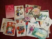 Lot of postcards 138 USSR Mother day Revolution Happy New Year Happy Birthday