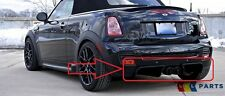 MINI NEW OEM R56 R57 R58 R59 JCW AERODYNAMICS GP2 REAR CENTER DIFFUSER FULL KIT