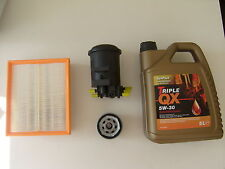 RENAULT LAGUNA 1.9 DCI DIESEL  SERVICE KIT, ENGINE OIL INCLUDED 2001-2007