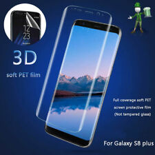 Full Curved 3D PET Screen Protector For Samsung Galaxy S8 Plus