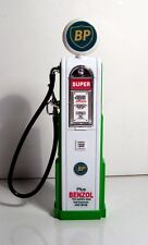 BP Petrol Gas -Bowser - Petrol Pump Scale 1:18 Diecast Metal Custom Graphics