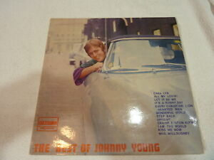 Johnny Young - The Best Of