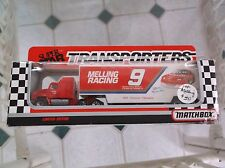 MATCHBOX  SUPER STAR TRANSPORTERS LIMITED EDITION 1990 MELLING RACING 9 ELLIOTT