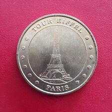 Monnaie de Paris - Paris Tour Eiffel 2000 12 Points Jeton Mdp Touristique French