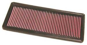 K&N PANEL FILTER - FIAT 500 / PAND A ALFA MITO 1.4 2001-2010 - KN 33-2842