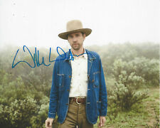 SINGER WILLIE WATSON - OLD CROW MEDICINE SHOW - SIGNED 8x10 PHOTO w/COA BAND