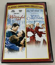 It's a Wonderful Life / White Christmas Dvd Set