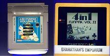4-in-1 Fun Pak: Vol. 2 (Nintendo Gameboy Casino Games Game boy GB [US SELLER!]