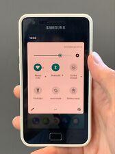 (Sale) Android 10 Samsung Galaxy S II GT-I9100 - 16GB - Black (Unlocked)