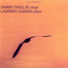 #627 SEALED DCC Audiophile CD SAMMY DAVIS + Laurindo Almeida with FREE BONUS CD!