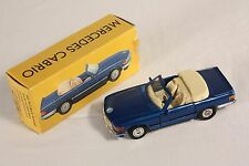 M.O. Toy, mercedes cabriolet, Comme neuf dans box, no dinky #ab554