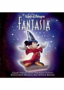 Walt Disney's Fantasia-Leopold Stokowski- Philadelphia Orchestra