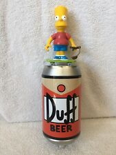 Duff Bottle Custom Keg Tap Handle Bart Simpson Man Christmas Xmas Father's Day