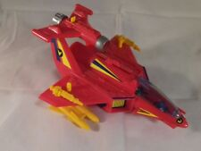 VINTAGE BLUEBIRD TOYS MANTA FORCE RED VIPER 1980s