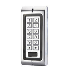 Door Access Control Systems Waterproof Explosion-Proof Metal Keypad Reader