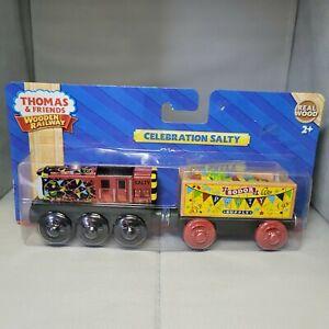 Thomas & Friends Wooden Railway Celebration Salty (NIB)