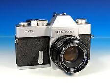 Porst reflex C-TL Porst Color Reflex Auto 1.8/50mm Photographica vintage (91122)