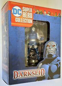 DC Super Hero Collection Darkseid 1/21 Figurine Eaglemoss No Booklet