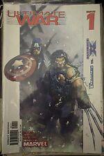 Ultimate War #1 The Ultimates vs. ULTIMATE X-Men (2003)