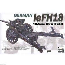 1/35 AFV Club leFH18 Howitzer German 105mm Howitzer #35050