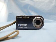 Sony DSC-P200 Cyber-shot Digital Camera Body Only front Cover Case Spare Parts