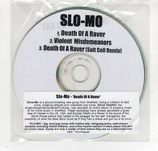 (GN917) Slo-Mo, Death Of A Raver - 2002 DJ CD