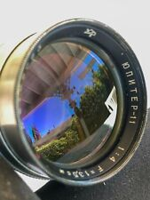 Jupiter-11 135mm f4 Russian 1961 Lens adapt/machined for Sony E Mount-Infinity