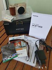 Fujifilm XF10 Digitalkamera - Gold